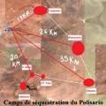 Une situation explosive à Tindouf après l'arrestation de Salma et d'autres Sahraouis